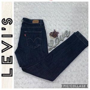 Levi's • Mid Rise Skinny Jeans • 10M